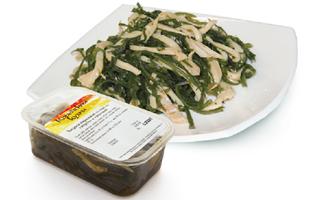 закуска из морской капусты и кальмаров_15